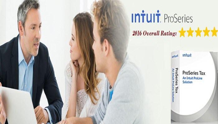 Intuit ProSeries Tax Preparation Software - Cogneesol
