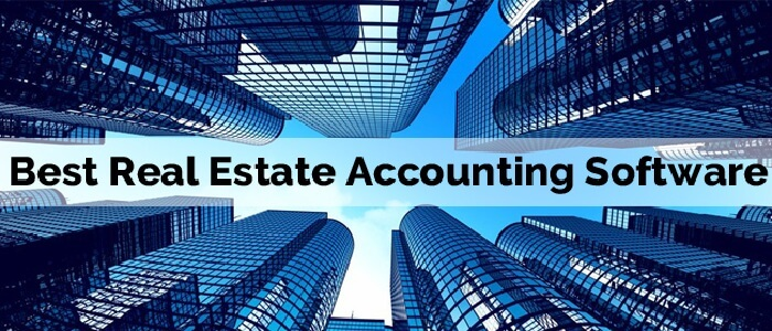 rea estate accouting software