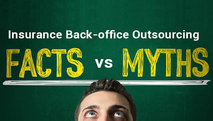 Insurance Back-Office Outsourcing Myths vs. Facts