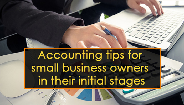 Basic Accounting Recommendations for Small Business Owners