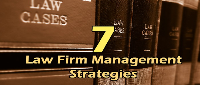 Law firm management services