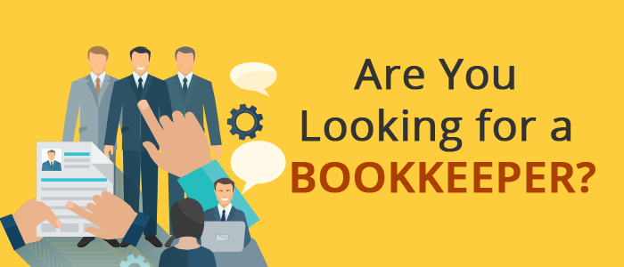 Ways to hire a bookkeeper