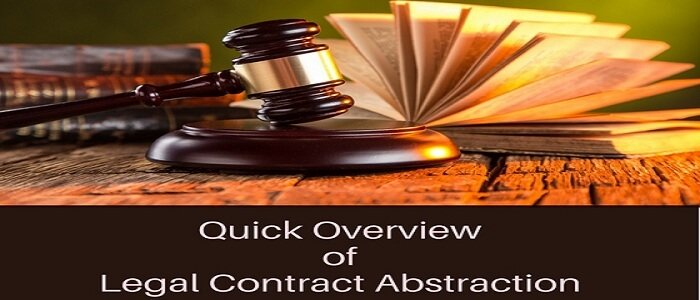 Legal Contract Abstraction