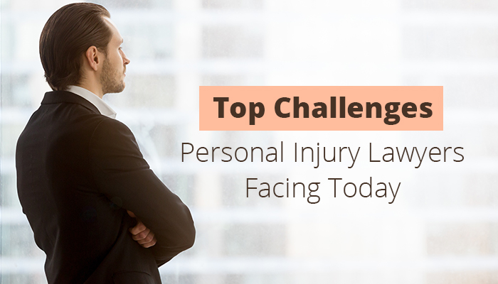 Top 8 Challenges Personal Injury Lawyers Facing Today